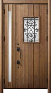 玄関ドアC41